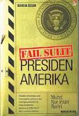 Cover of Fail sulit Presiden Amerika