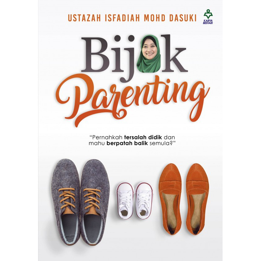 Cover of Bijak Parenting