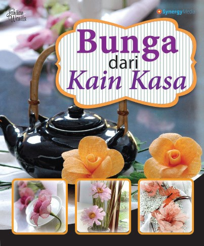 Cover of Bunga Dari Kain Kasa