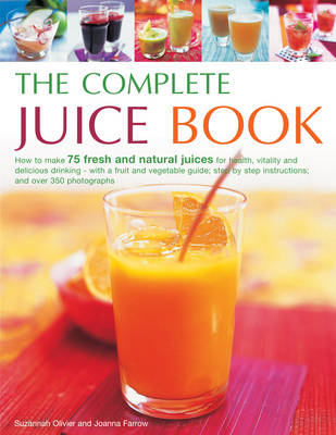 Cover of The Complete Juice Book