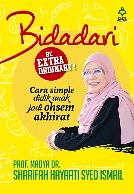 Cover of Bidadari Be Extra Ordinary!