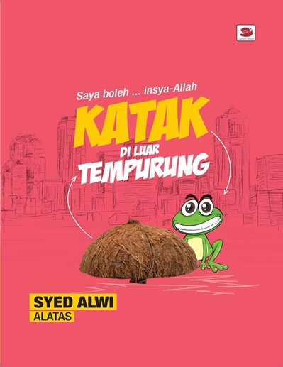 Cover of Katak Di Luar Tempurung