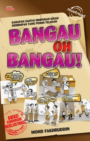 Cover of Bangau Oh Bangau