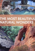 Cover of The Most beautiful natural wonders