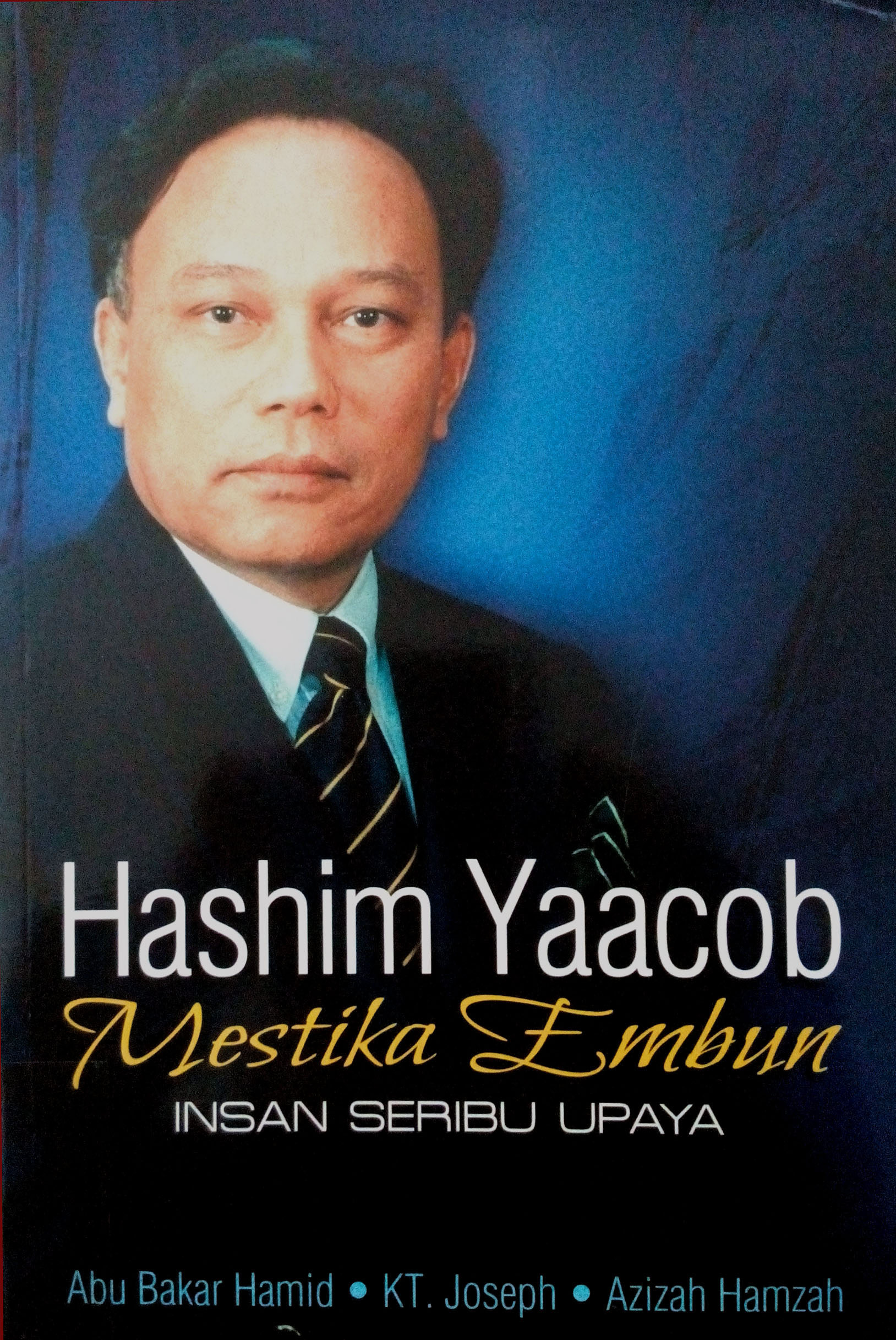 Cover of Hashim Yaacob Mestika Embun