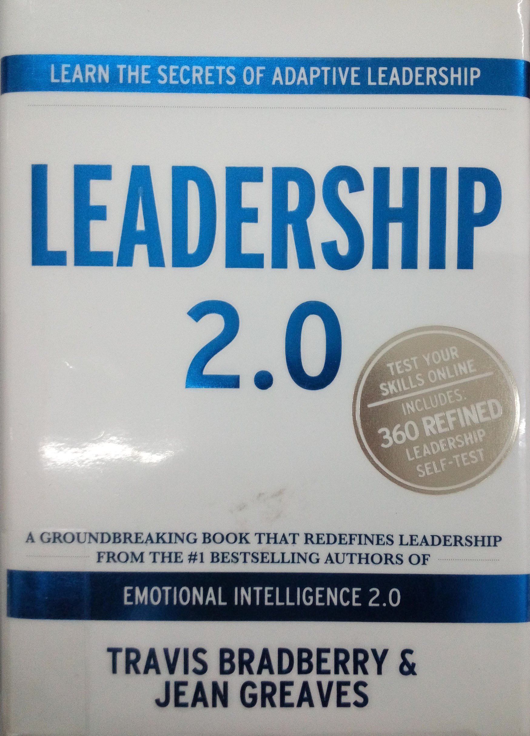 Cover of Leadership 2.0