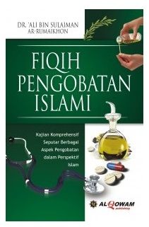 Cover of Fiqih Pengobatan Islami