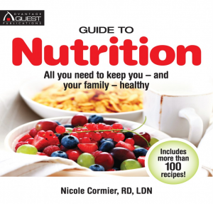 Cover of Guide to Nutrition: All you need to keep you and your family healthy