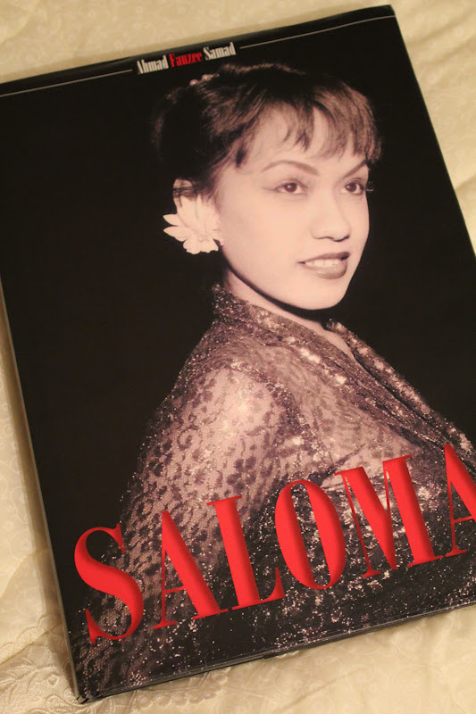 Cover of Saloma
