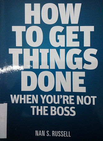 Cover of How to get things done